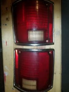 Gm tail lights. 15 for both