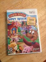 Pet rescue Wii game