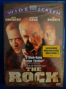 The Rock DVD (NEW)