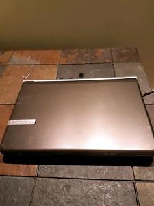 Gateway NV44 laptop for sale