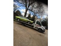 Recovery & transport Southampton, SCRAP CAR COLLECTION, towing, move a car, London, Lifting, haulage