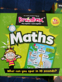 Games - maths, monopoly cars and deadly 60