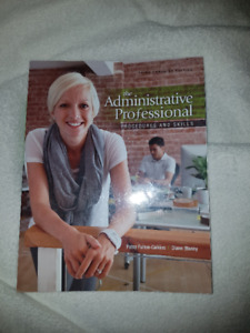 The Administrative Professional Procedures And Skills (New)