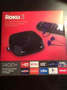 New Roku 3 For Sale in Box