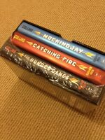 The Hunger Games trilogy-$25.00