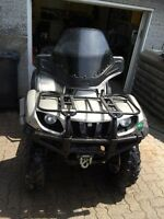 YAMAHA GRIZZLY 660 2002 4X4 AUTO FULL ÉQUIPE PNEUX AGRESSIF