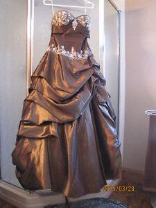 Two Beautiful ladies dresses