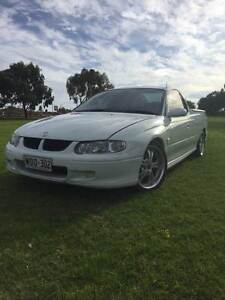 2001 Holden Commodore Ute Whyalla Whyalla Area Preview