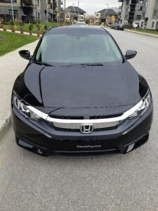 Transfert de location Honda Civic LX 2018