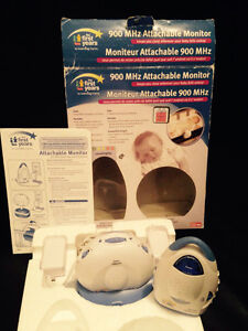 First Years Baby Monitor 900MHz