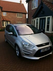 Ford s max 2.2 x sport