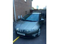 Honda Civic 2.2 i CTDi 5 dr in Galaxy grey