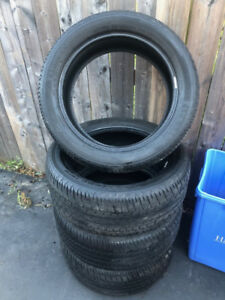 Firestone FR710 225 50 17 Lots of tread $260 for all 4