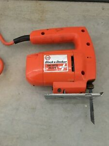 For Sale: Black & Decker Two Speed Jig Saw