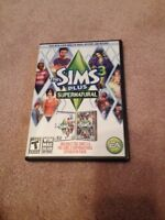 Sims 3 Plus Supernatural Expansion Pack