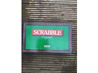Scrabble - The Original Board Game - Complete