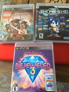 Moving Sale- PS3 games- Like New