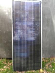 "Solar panel 25.5"" by 65.5"" heavy duty super tough"
