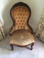 Antique Chairs - Set of three