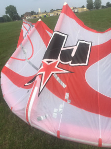 16m Robert Rico Design Airtype kite (and bag only)