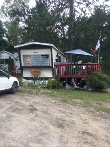 French River Mobile home