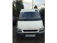 Ford Transit 15 seater 2.4 white Mini Bus