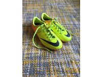 Nike Mercurial Football boots size 2