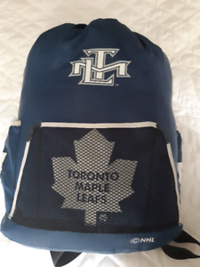 "BN, ""Toronto Maple Leafs"" Childrens Sleeping Bag and Tote Bag"
