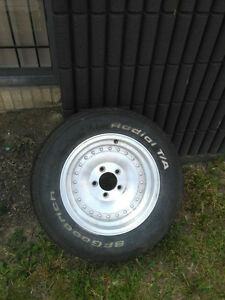 complete set of center lines with 235/60/15 &275/60/15 BF/t/a,s