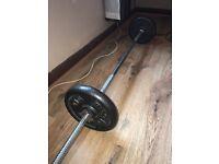 Barbell set 20kg