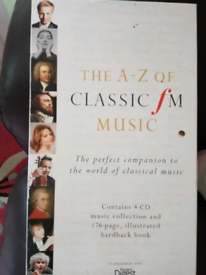 A - Z of classic FM music