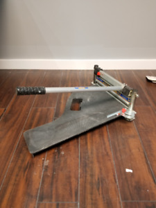 "13"" Professional Laminate Flooring Cutter - King Canada"