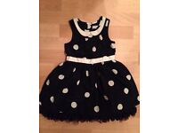 Girls Christmas/party dress from Next. 18-24months, exc condition