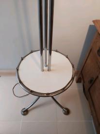Rare Mid Century Chrome Floor lamp