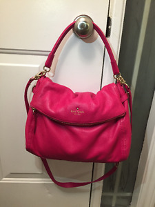 90%New Kate Spade Handbag- High quality real leather