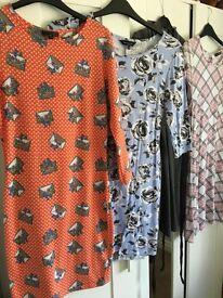 Dresses - topshop, new look size 10