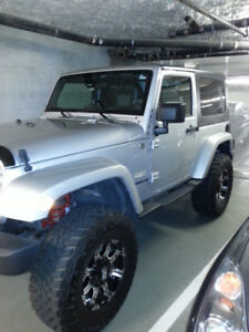 07 jeep wrangler for sale