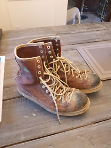 Dakota Steel Toe Iron Worker boots