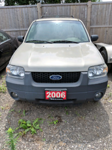 2006 ford Escape 3.0L auto