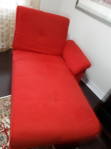 Sofa chaise and bed