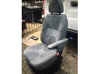 WANTED Ford Transit mk7 front seats