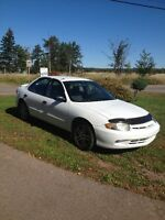 Chevrolet Cavalier for sale or trade for ATV