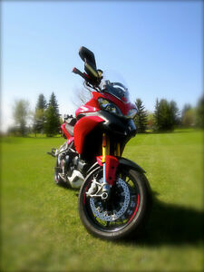 Ducati Multistrada on sale