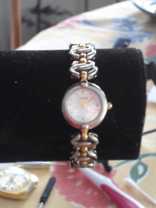 Bulova  Ladies Watch with Mother of Pearl Dial