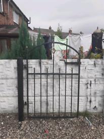 Wrought Iron Gate / Garden gate / Metal Gate / Steel gate / Gates