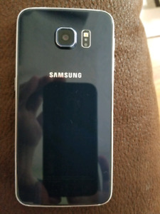 Samsung galaxy s6 (bell) with otter box case