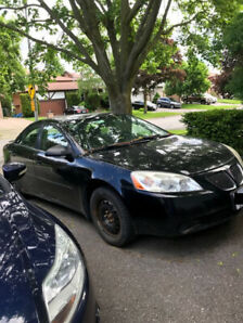 2005 Pontiac G6 -- Great shape, low mileage