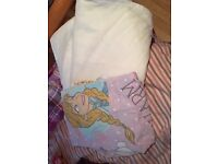 Frozen toddler cover with duvet