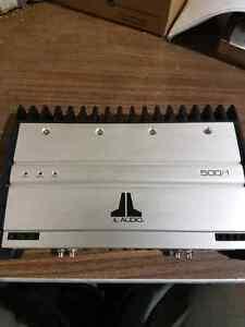 JL Audio 500/1