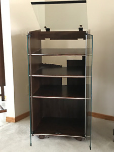 audio equipment cabinet